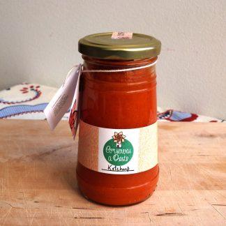 FRU Ketchup Artesanal | Conservas a Oeste