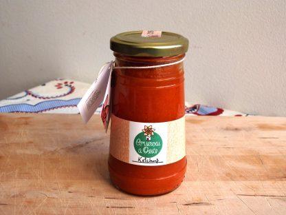 FRU Ketchup Artesanal   Conservas a Oeste