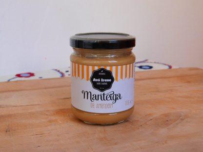 FRU Manteiga de Amendoim Artesanal   Avó Irene