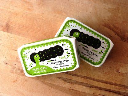 FRU Miss Can Traditional | Filetes de Atum em Azeite