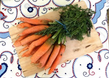 FRU Molho de Cenouras com Rama